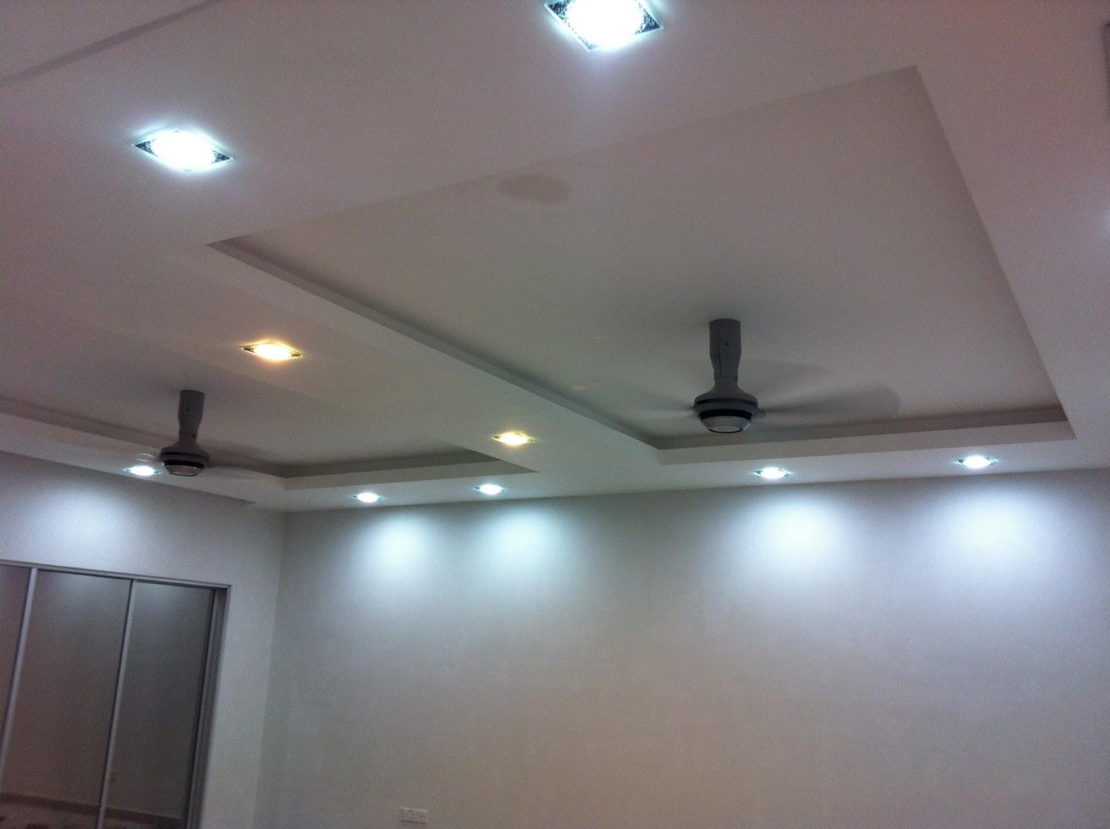 plaster ceiling light photo - 6