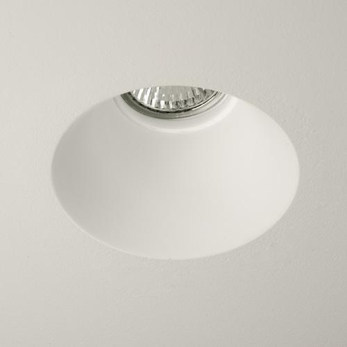 plaster ceiling light photo - 7