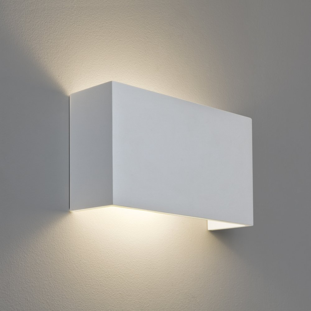 plaster wall lights photo - 1