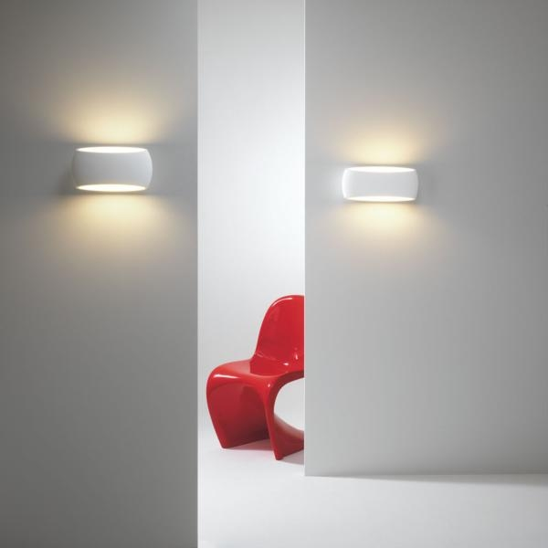 plaster wall lights photo - 9