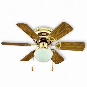 plug in ceiling fans photo - 10