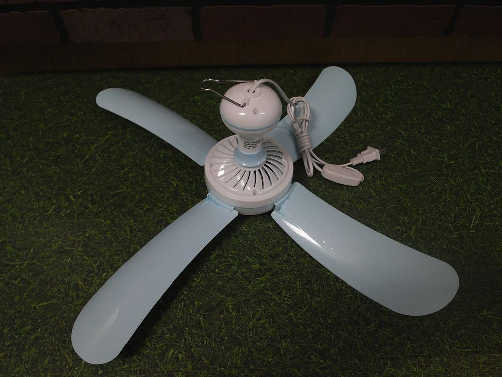 plug in ceiling fans photo - 2