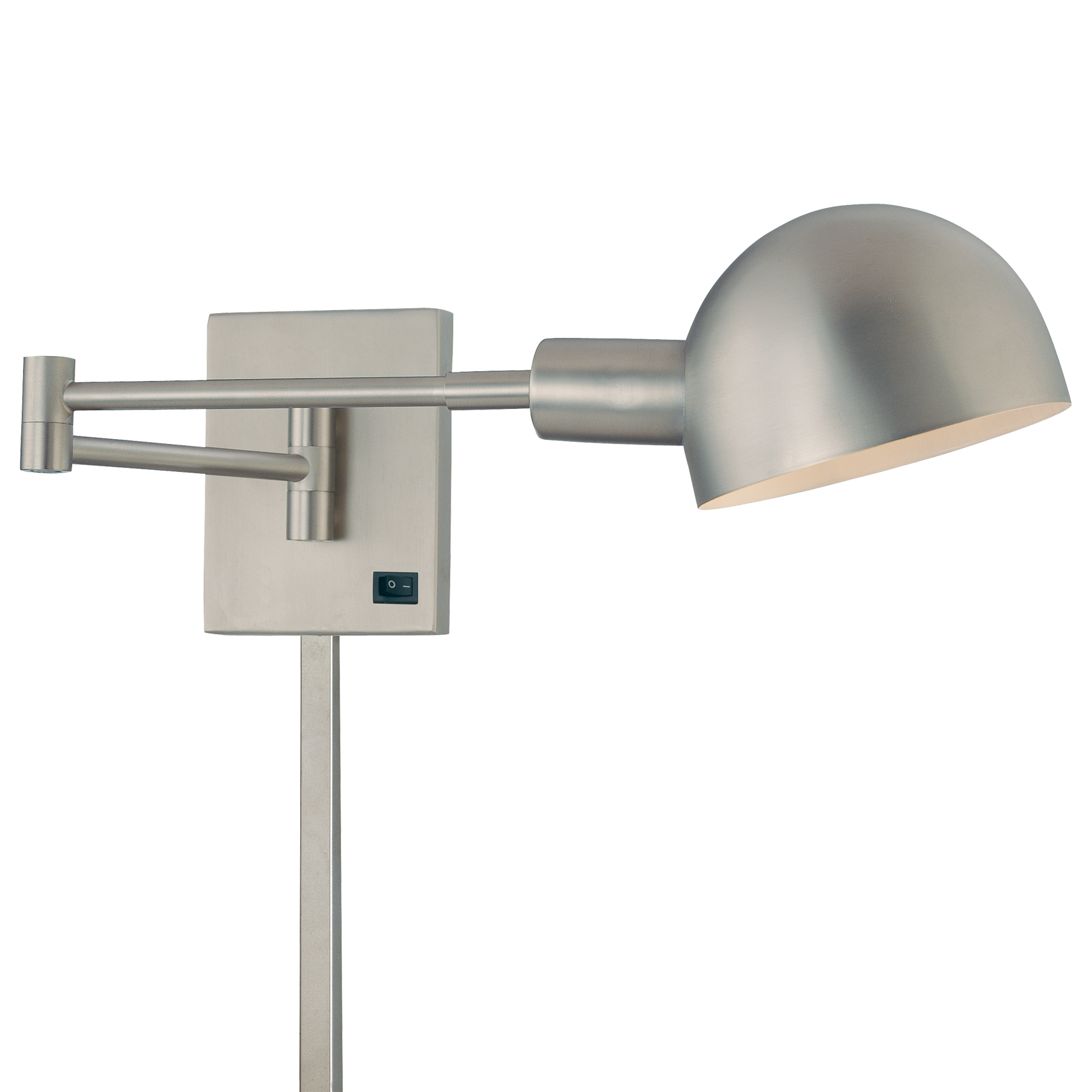 Plug In Wall Lamps For Bedroom Plug In Swing Arm Wall Lamp Warisan Lighting