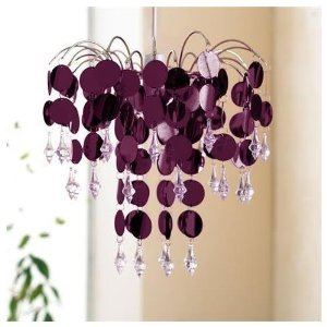 plum ceiling light photo - 3