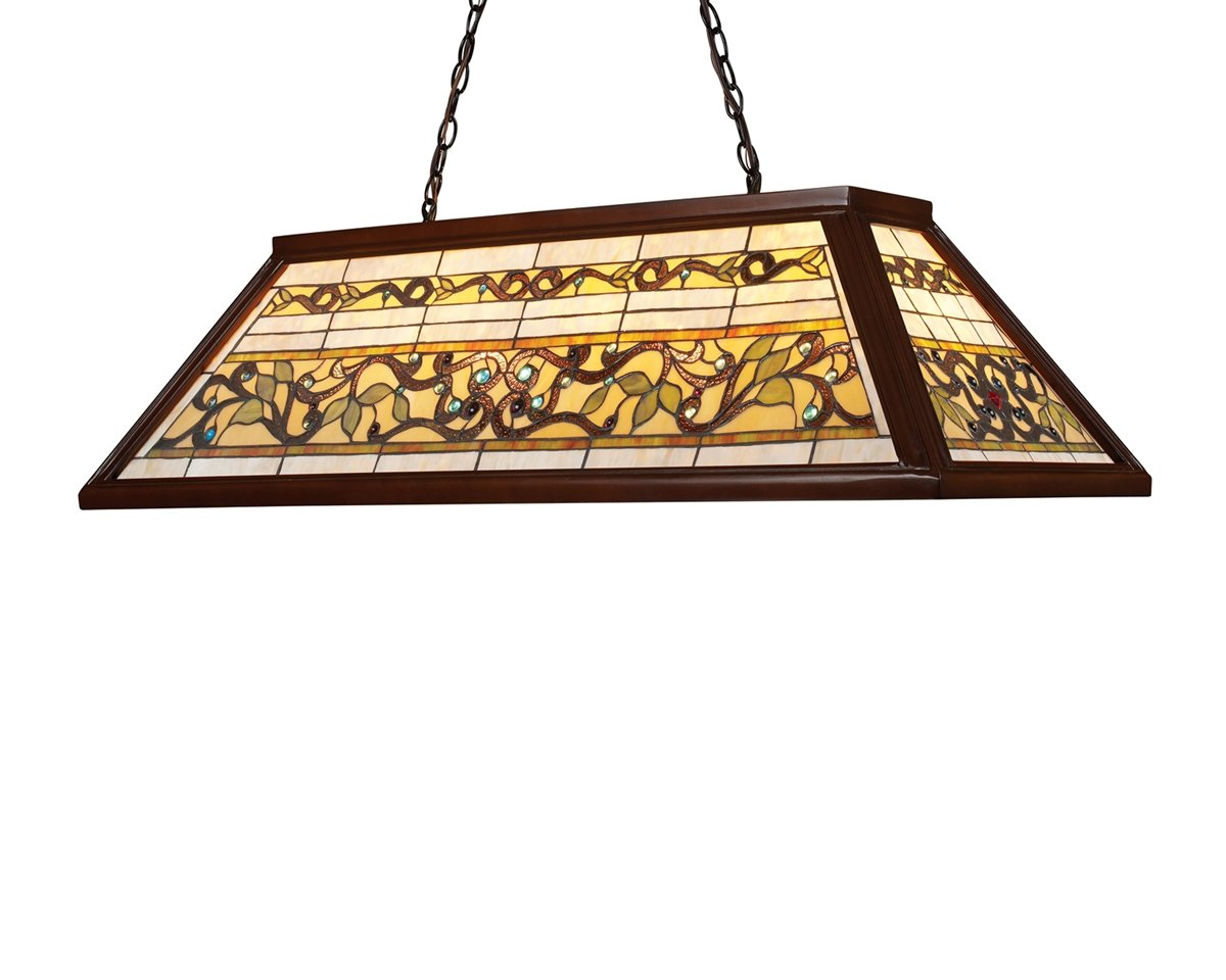pool table ceiling lights photo - 1