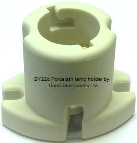 porcelain lamp holder photo - 1