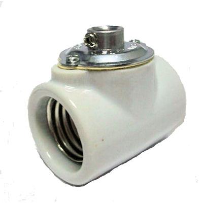 porcelain lamp socket photo - 5