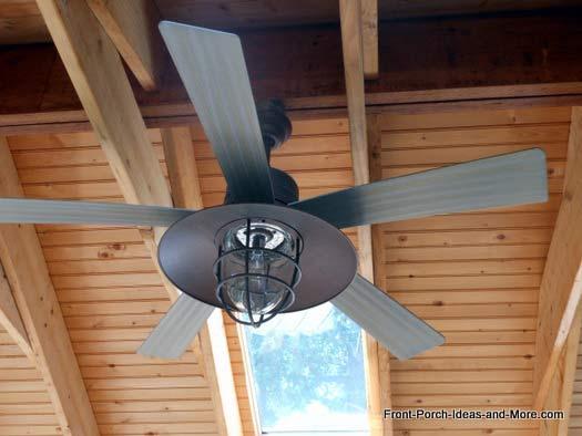 porch ceiling fans photo - 5