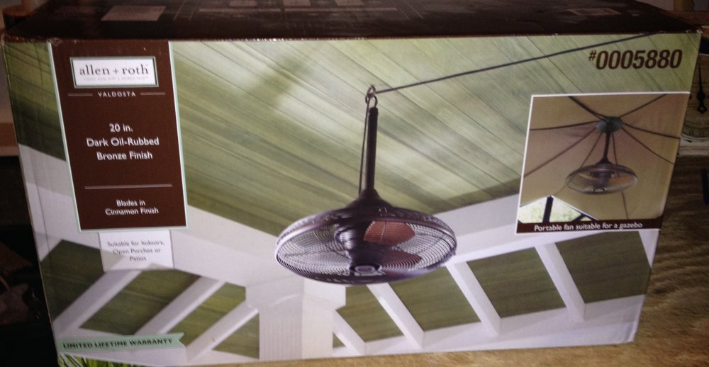 portable ceiling fans photo - 2