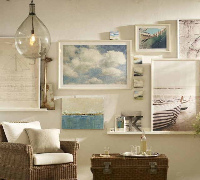 pottery barn ceiling lights photo - 10