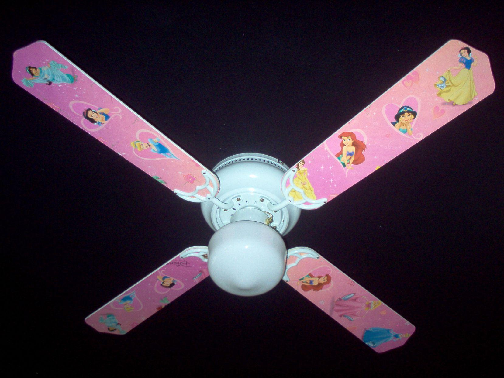 princess ceiling fans photo - 3