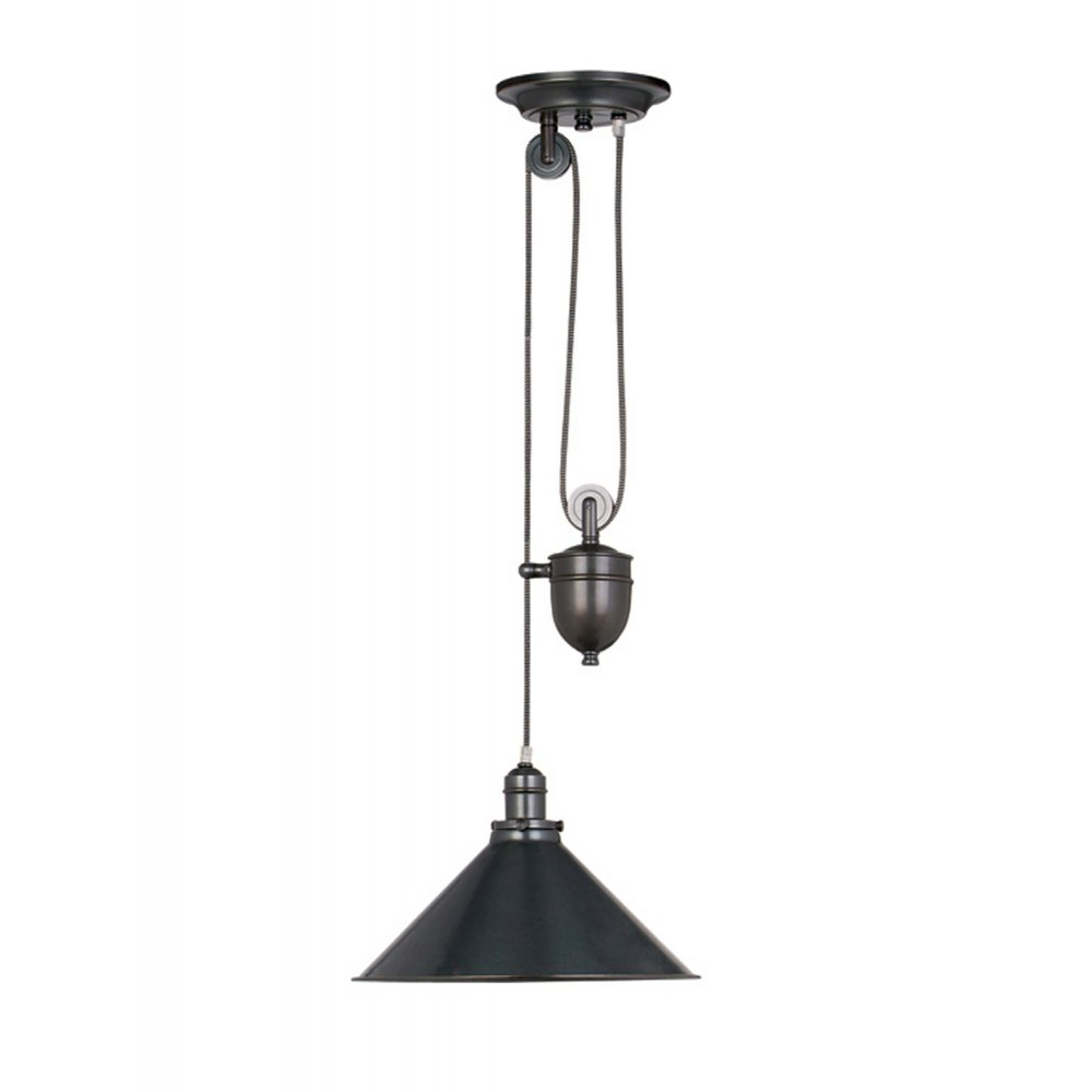Pull Down Ceiling Lights As One Of The Home Fixtures