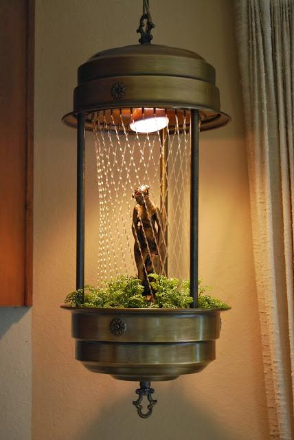 rain lamps photo - 2