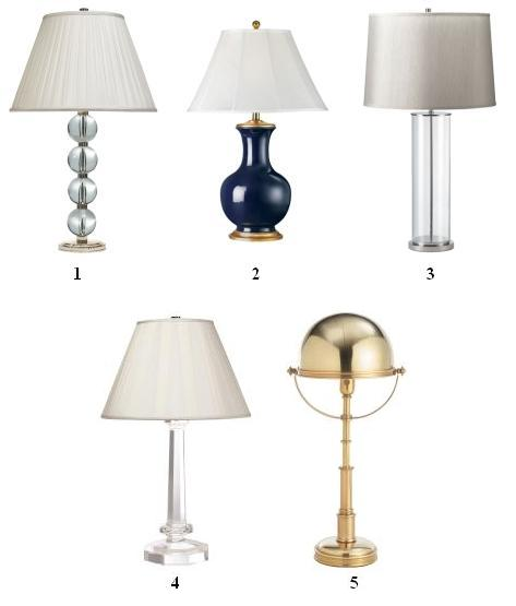 adc9297671e8 Carter Small Table Lamp in White. lamps photo ralph lauren ...