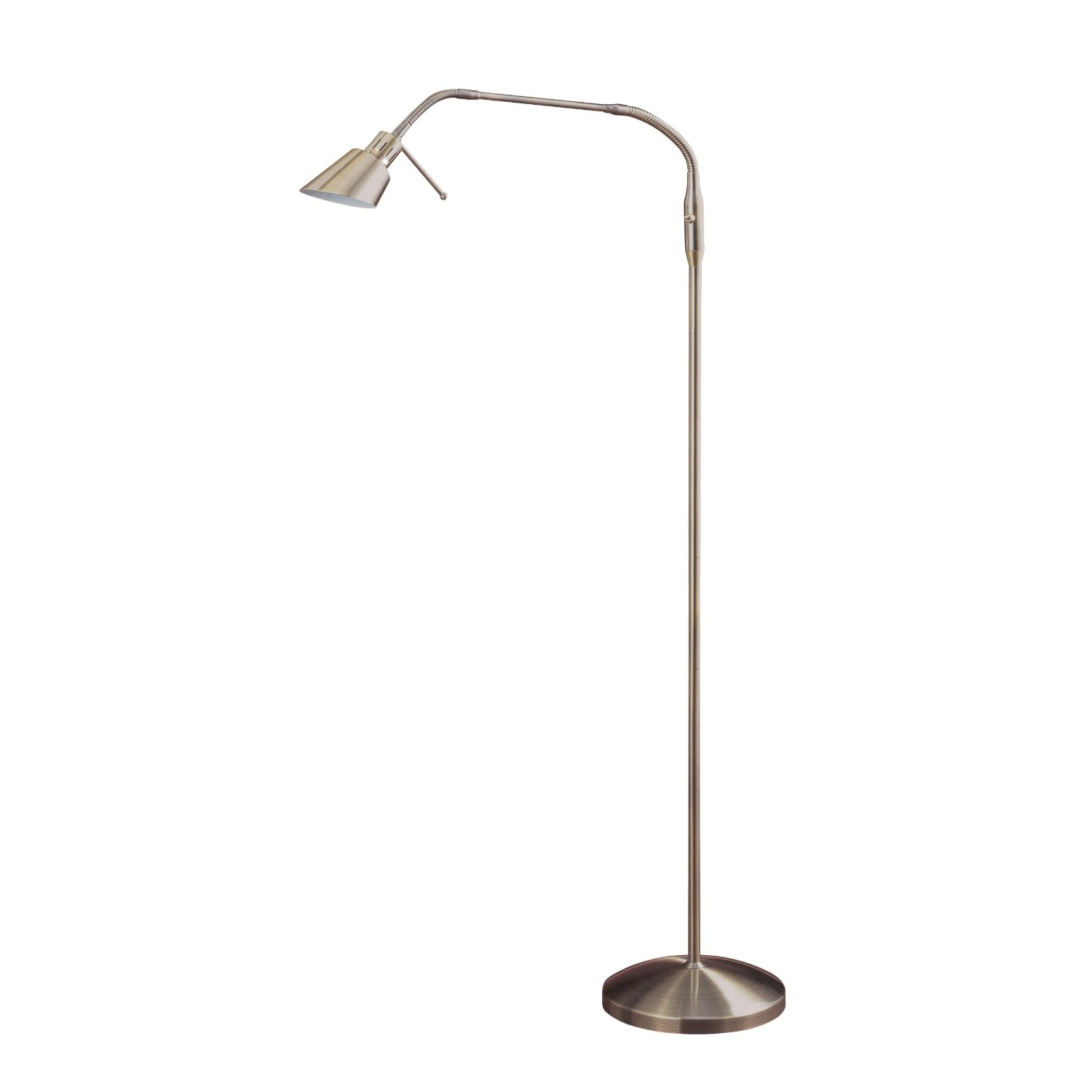 Reading floor lamps make for your best reading for Pink floor reading lamp