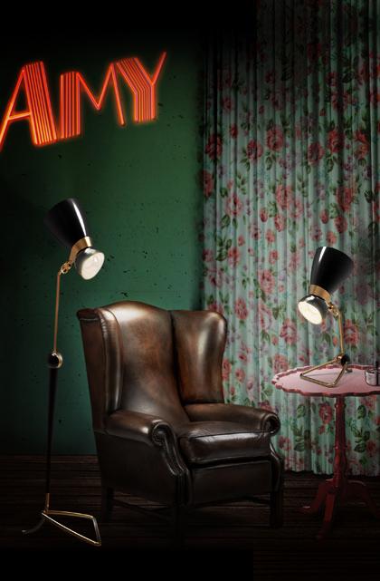 reading lamp floor standing photo - 10