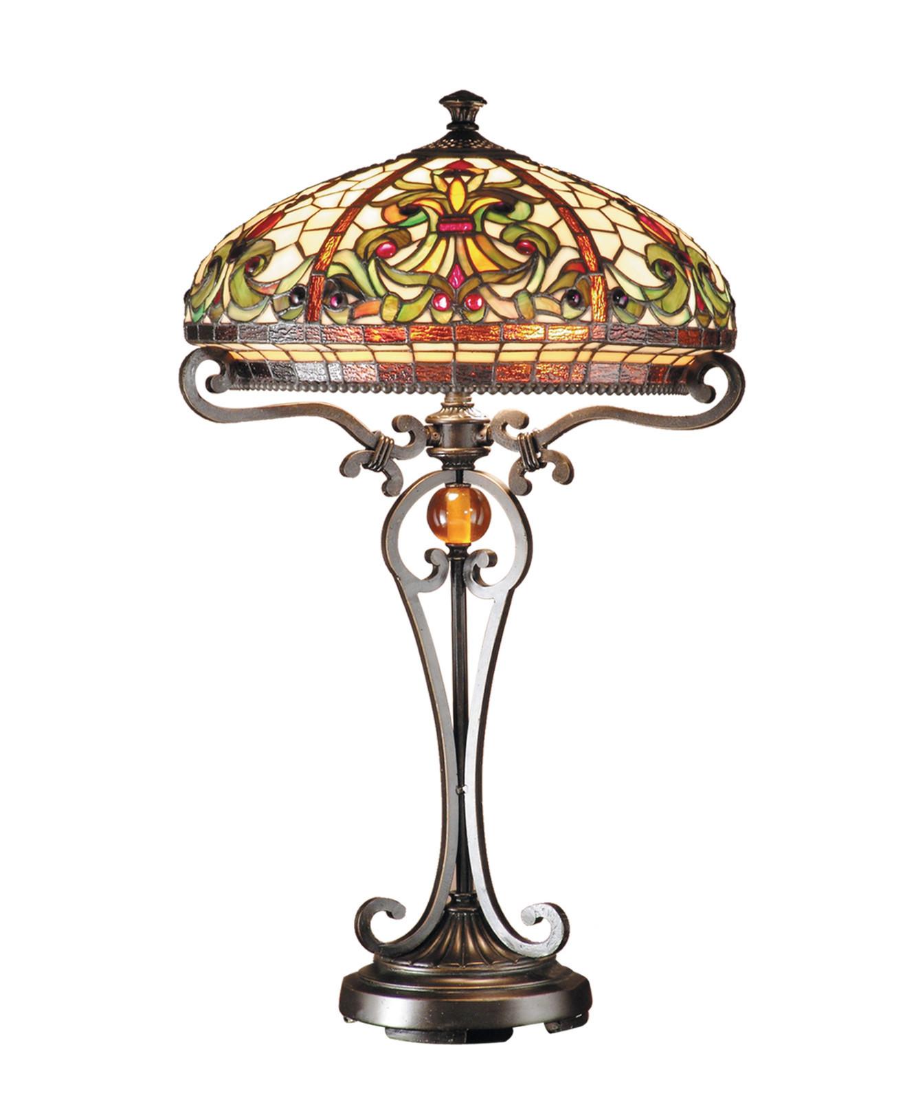 Tiffany Light Shades Ceiling Warisan Lighting
