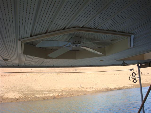 recessed ceiling fans photo - 2