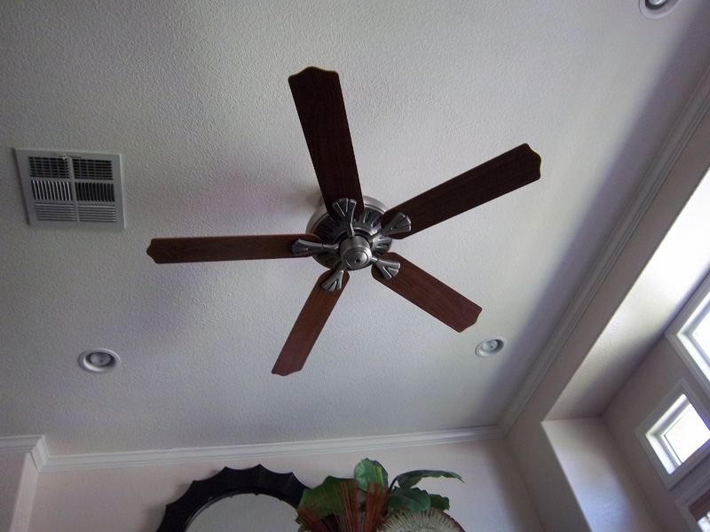 recessed ceiling fans photo - 9