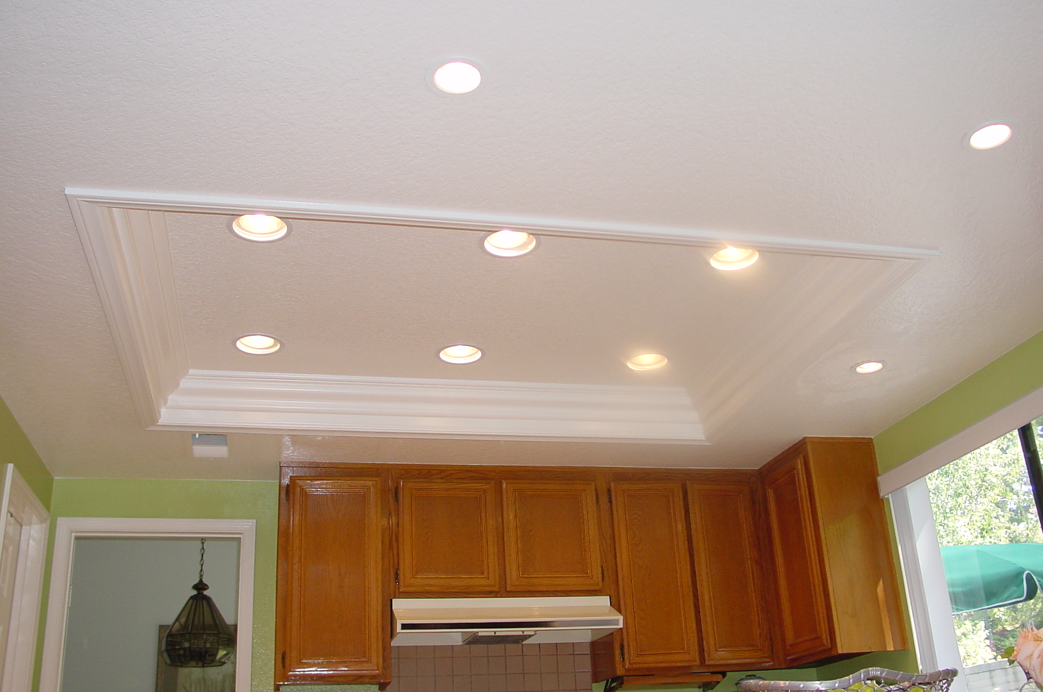 recessed ceiling lights design photo - 6