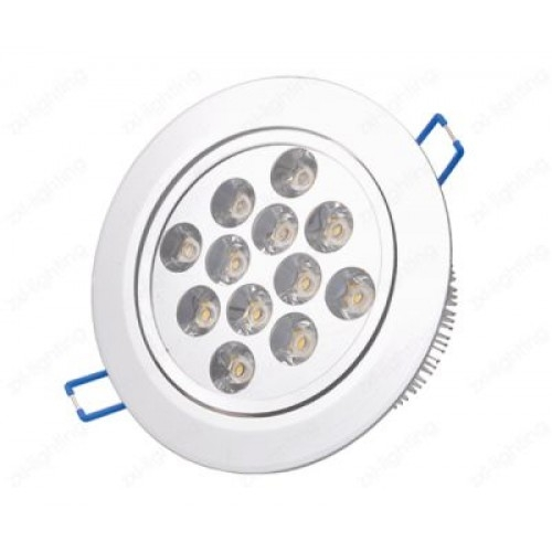 recessed led ceiling lights photo - 4
