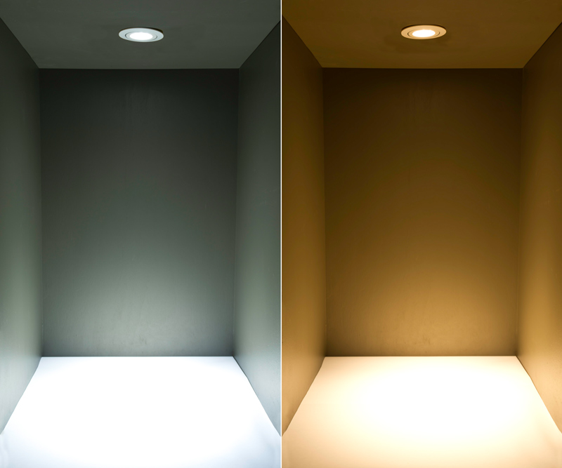 recessed led ceiling lights photo - 6