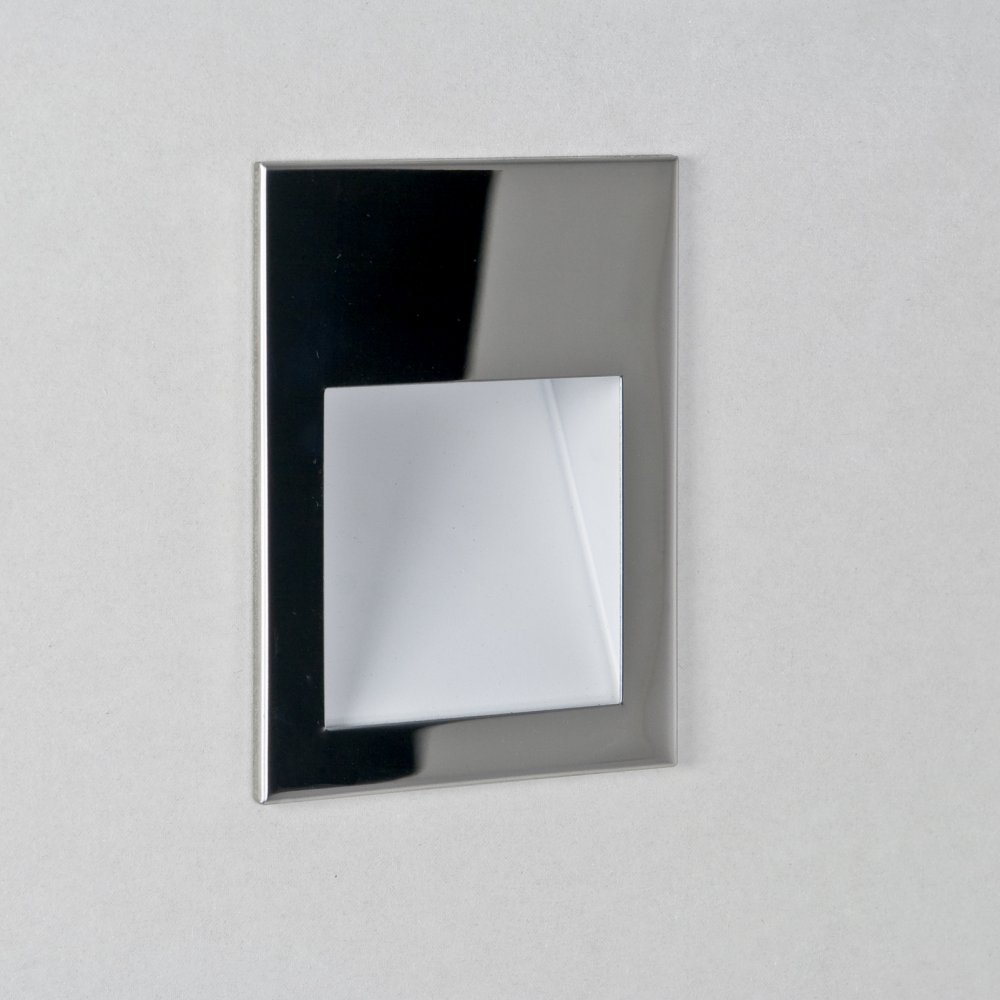 recessed led wall lights photo - 1