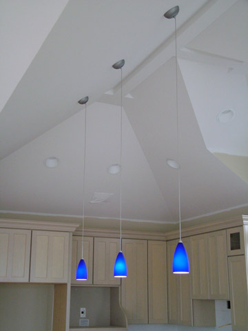 Recessed light sloped ceiling  Warisan Lighting