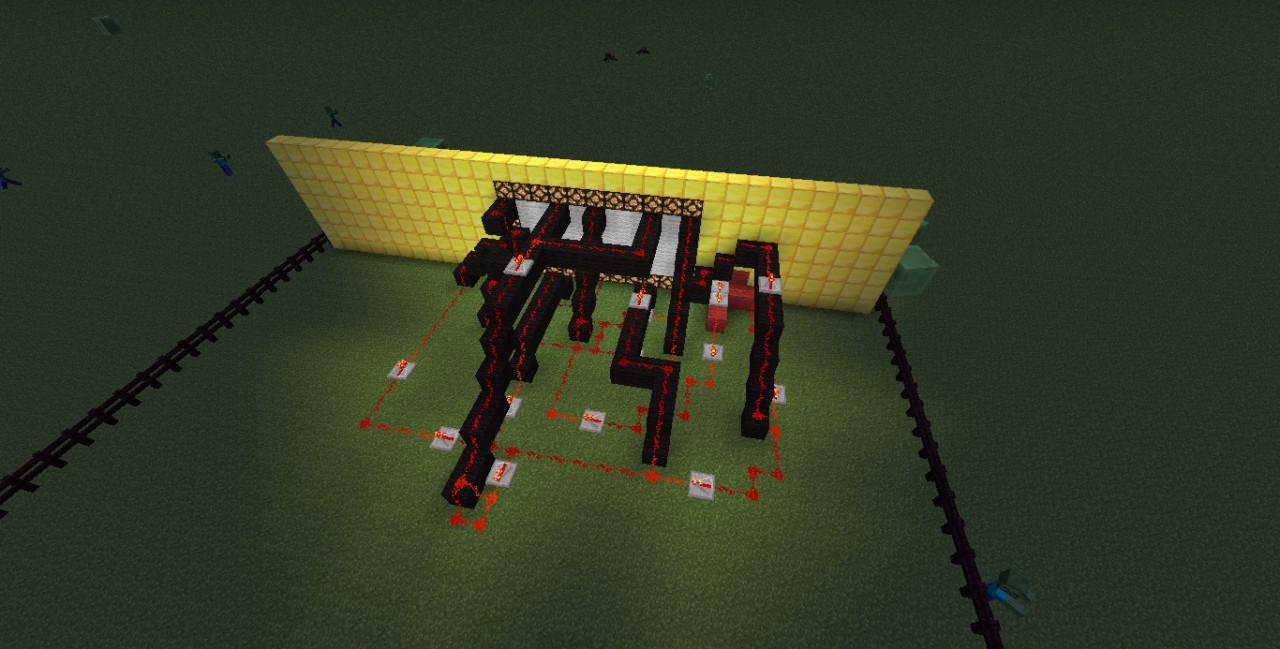 Redstone Lamp Minecraft Warisan Lighting