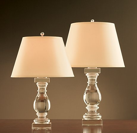 restoration hardware lamps photo - 7