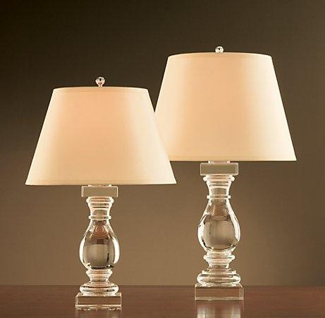 restoration hardware lamps photo - 7