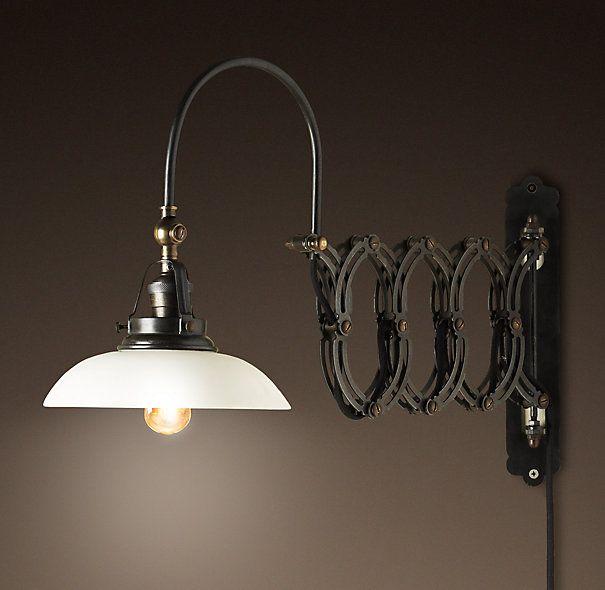 restoration hardware lamps photo - 9