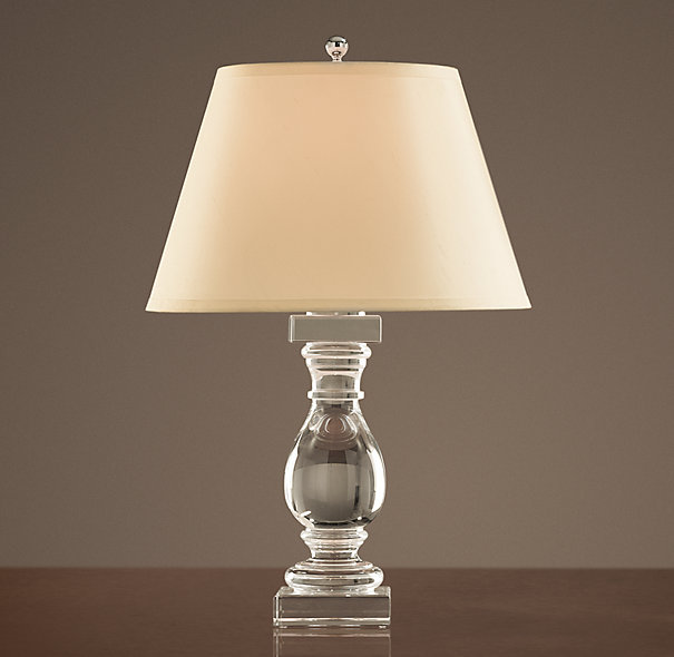 restoration hardware table lamps photo - 4