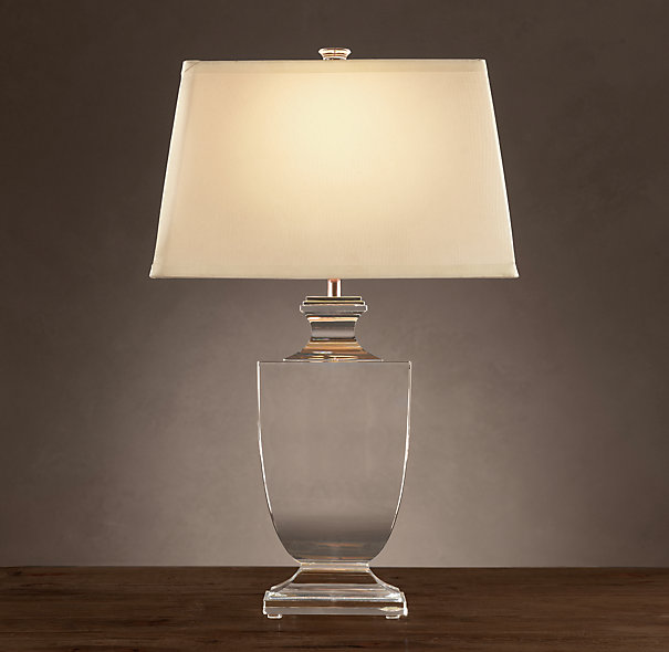^ estoration hardware table lamps - 10 methods to produce light for ...