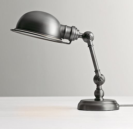 restoration hardware table lamps photo - 9