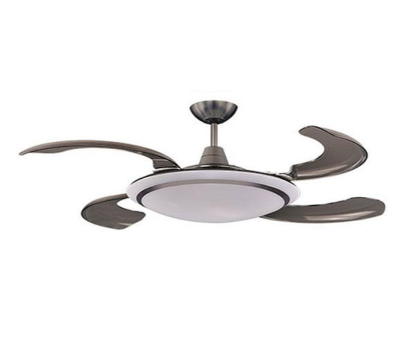 retractable blade ceiling fans photo - 1