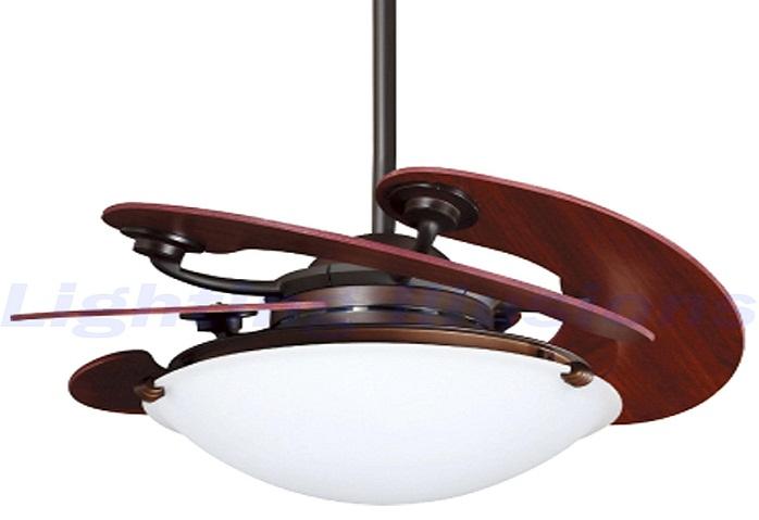 Retractable Blade Ceiling Fans
