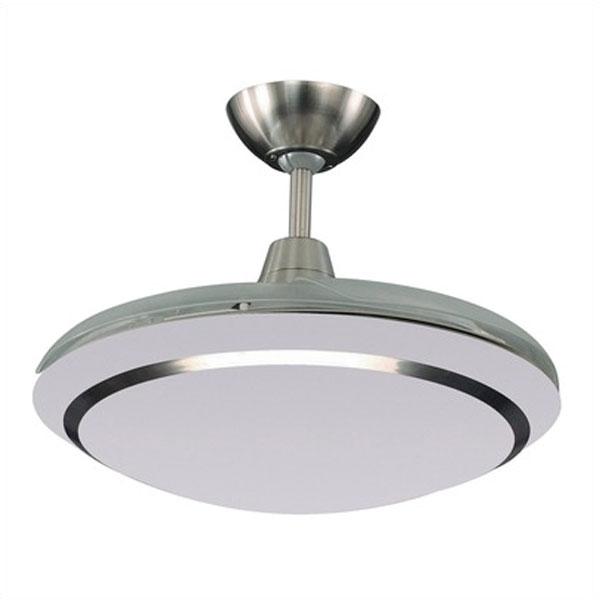 retractable ceiling fans photo - 1