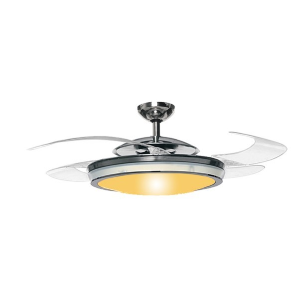 retractable ceiling fans photo - 2