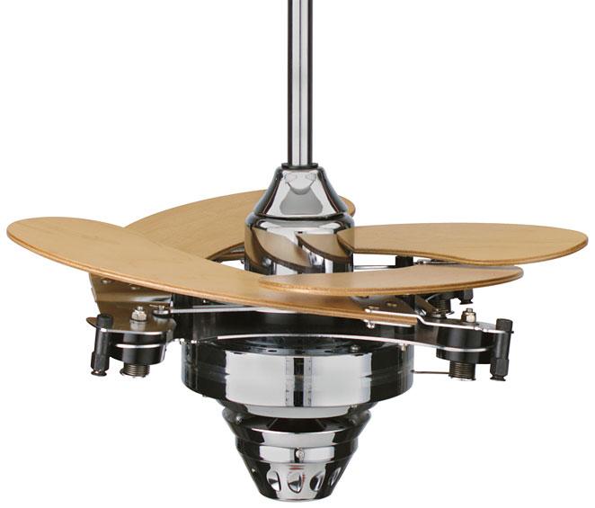 retractable ceiling fans photo - 3