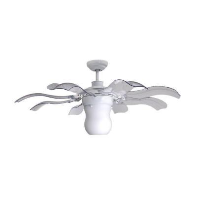 retractable ceiling fans photo - 9