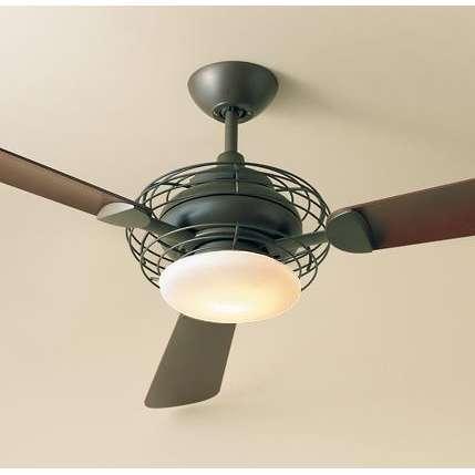 retro ceiling fans photo - 3