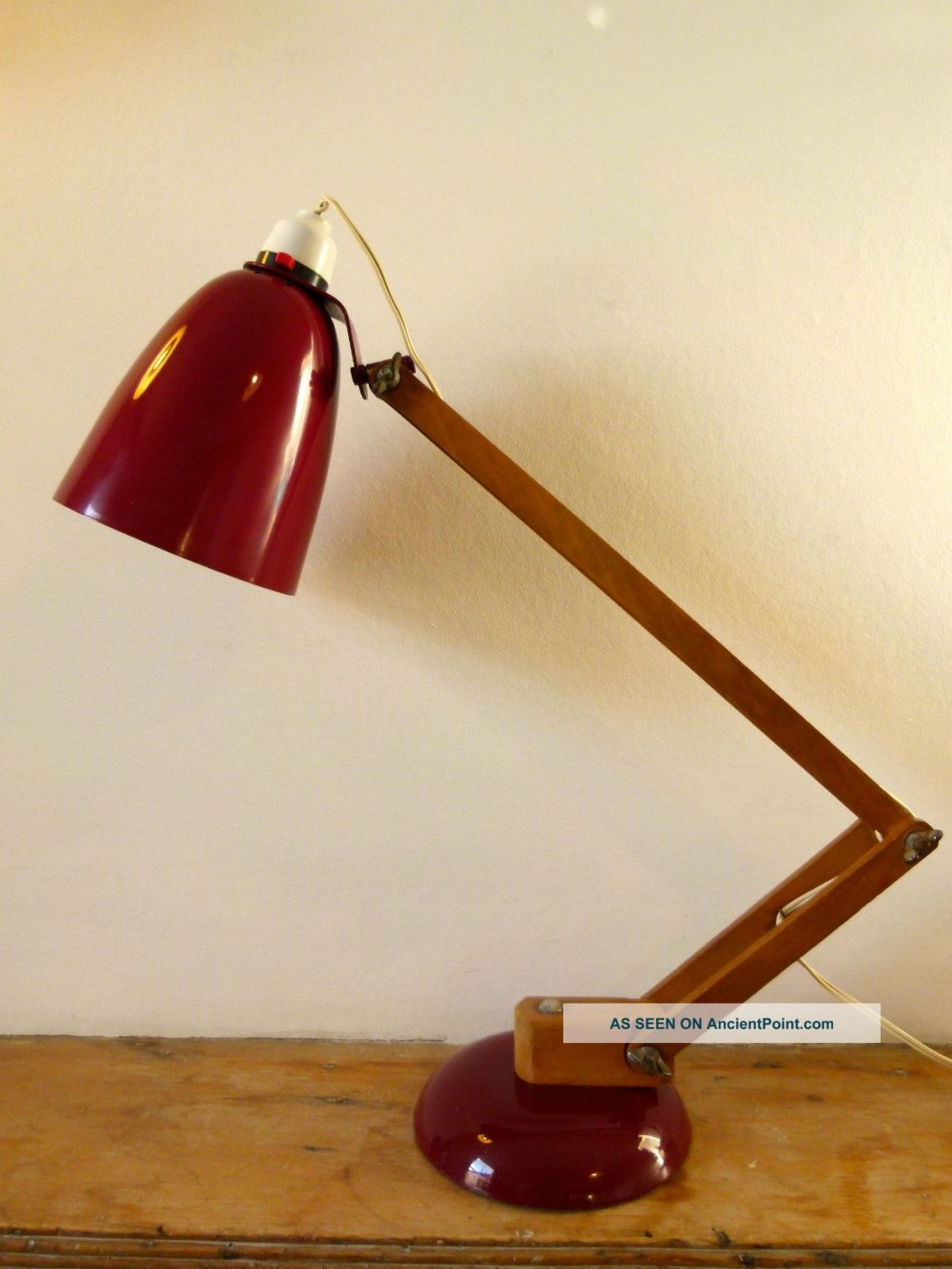 retro table lamps photo - 1