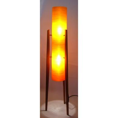 rocket lamp photo - 2