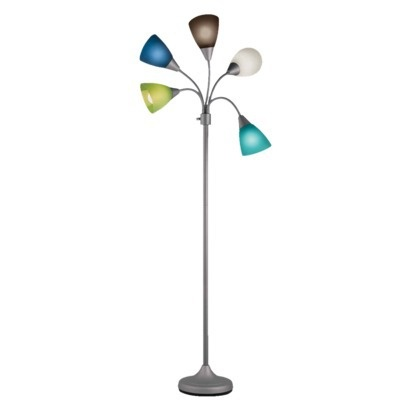 room essentials floor lamp photo - 2