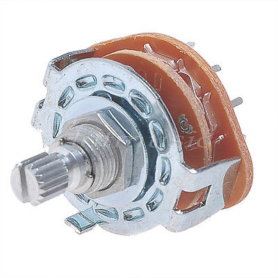 rotary lamp switch photo - 10