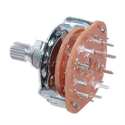 rotary lamp switch photo - 9