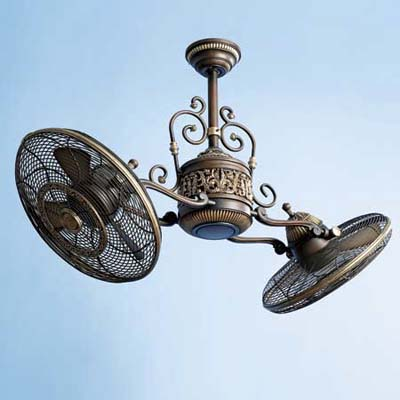 rotating ceiling fans photo - 10