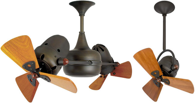 rotating ceiling fans photo - 7