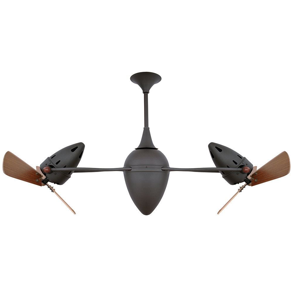 rotating ceiling fans photo - 9